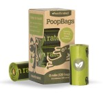 EARTH RATED POOP BAGS WORECZKI NA PSIE ODCHODY