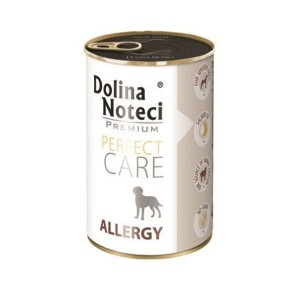 DOLINA NOTECI PERFECT CARE  ALLERGY Karma mokra dla psów skłonnych do alergii - 400g
