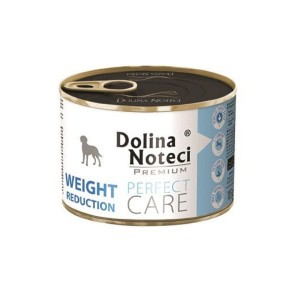 DOLINA NOTECI PERFECT CARE WEIGHT REDUCTION Karma mokra dla psów z tendencją do nadwagi - 185g